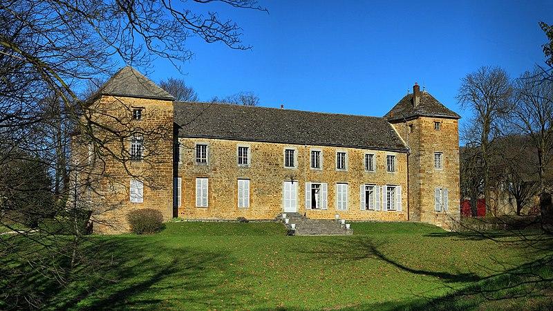 Photo du Monument Historique Château situé à Montigny-lès-Arsures