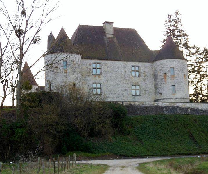 Photo du Monument Historique Château situé à Mutigney