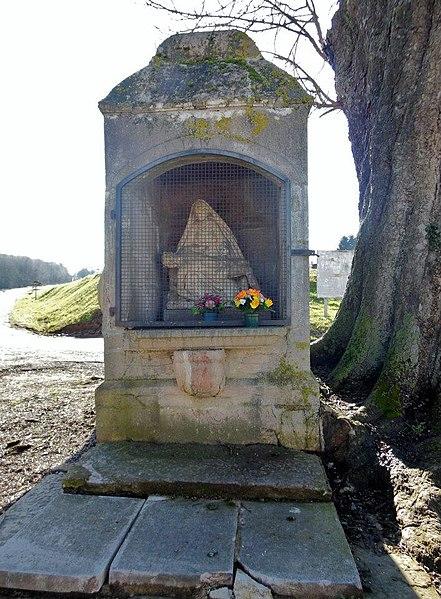 Photo du Monument Historique Oratoire situé à Peintre
