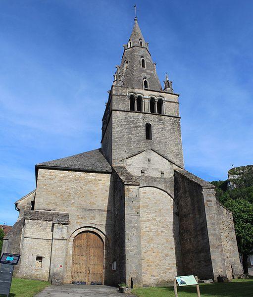 Photo du Monument Historique Eglise Notre-Dame de Mouthier-le-Vieillard situé à Poligny
