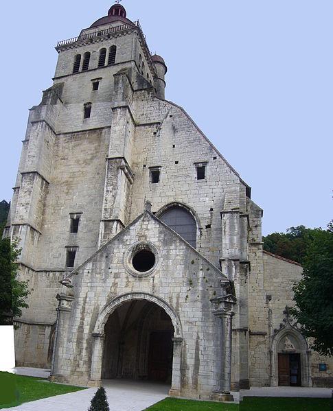 Photo du Monument Historique Eglise Saint-Hippolyte situé à Poligny