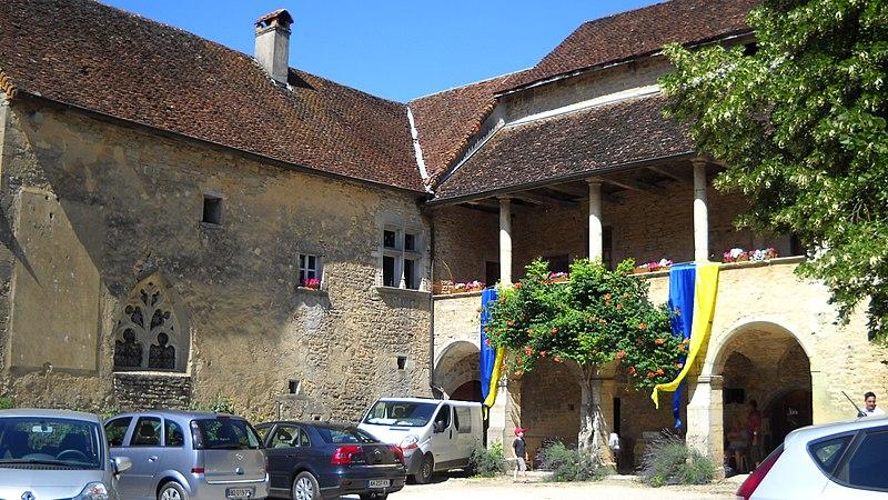 Photo du Monument Historique Château situé à Quintigny