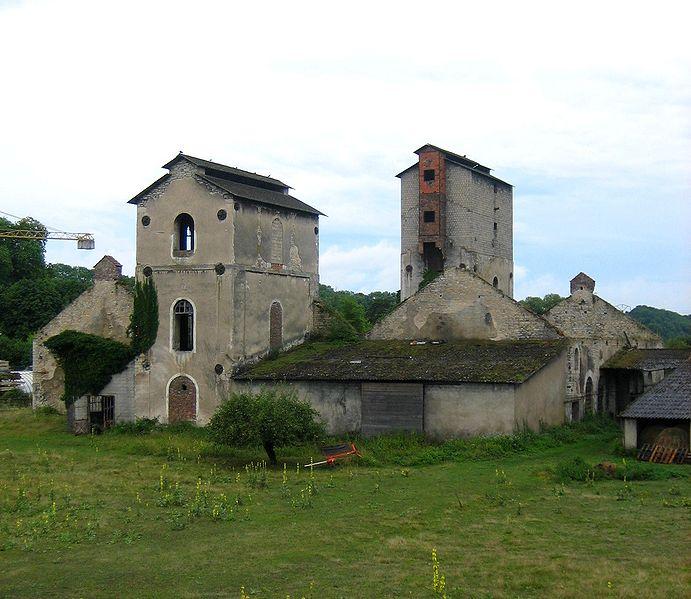 Photo du Monument Historique Anciennes forges situé à Rans