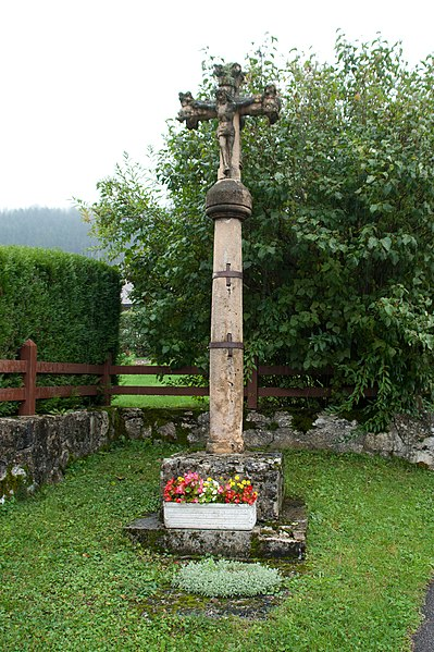 Photo du Monument Historique Croix situé à Sirod