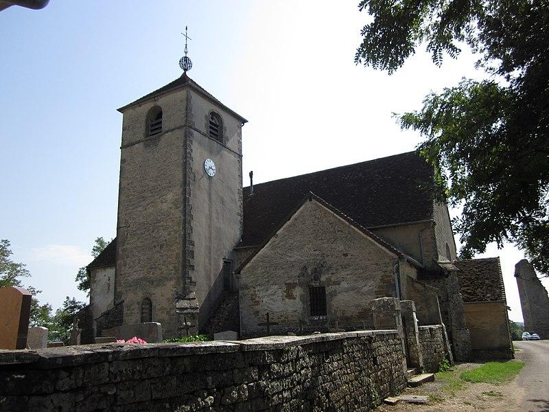 Photo du Monument Historique Eglise situé à Toulouse-le-Château