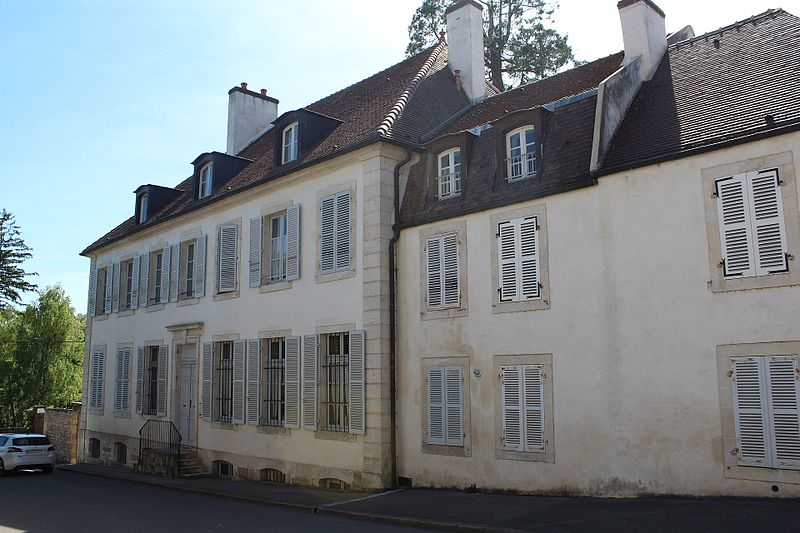 Photo du Monument Historique Demeure situé à Dole