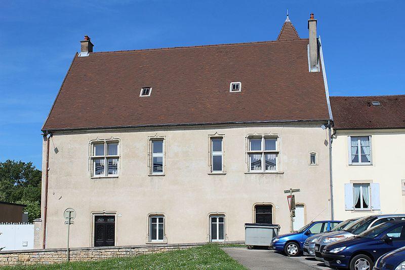 Photo du Monument Historique Hôpital du Saint-Esprit situé à Dole