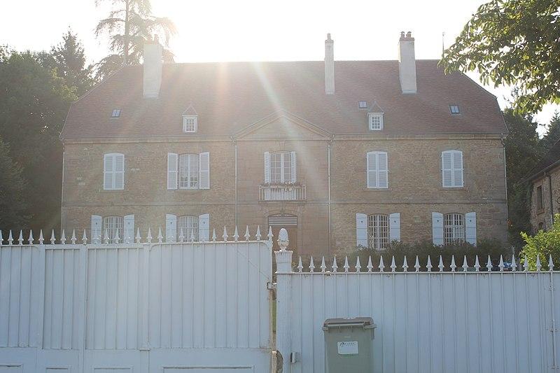 Photo du Monument Historique Château situé à Cousance