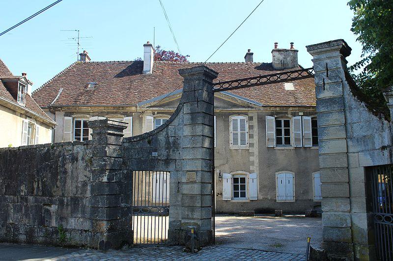 Photo du Monument Historique Maison situé à Dole