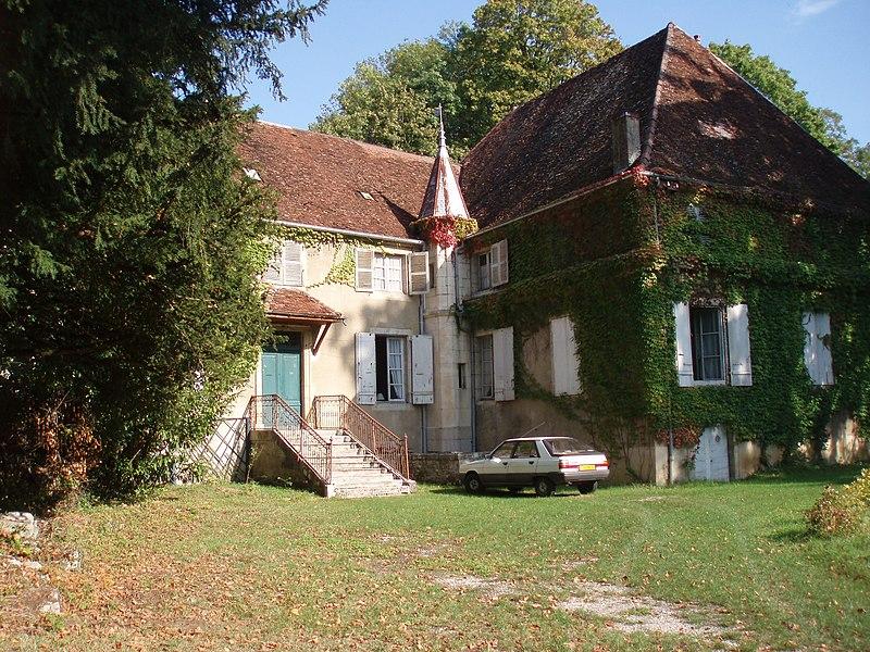 Photo du Monument Historique Demeure dite château situé à Arbois