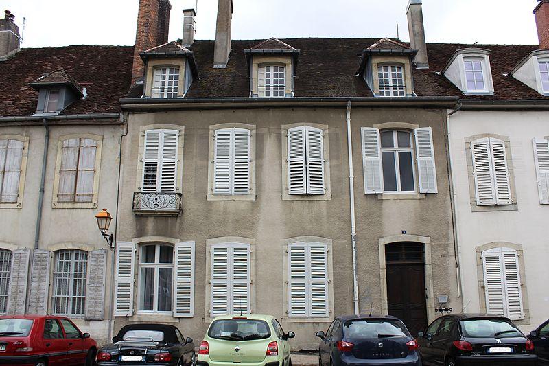 Photo du Monument Historique Maison de clarisses situé à Lons-le-Saunier