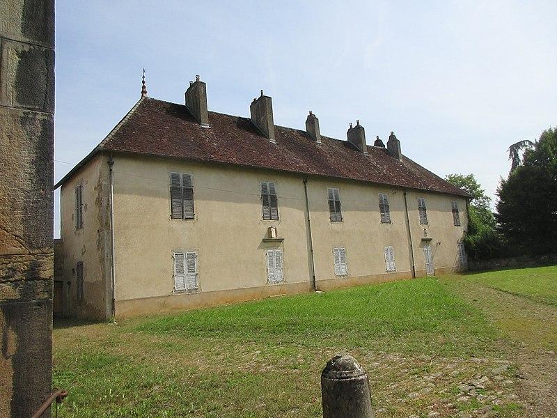 Photo du Monument Historique Château situé à Courbouzon