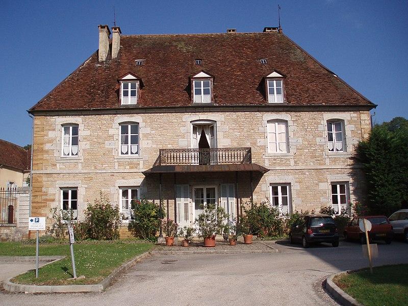 Photo du Monument Historique Demeure Delort situé à Arbois