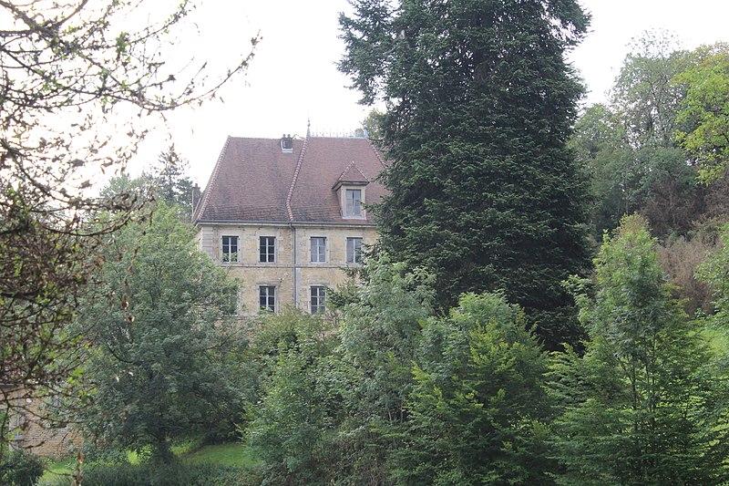 Photo du Monument Historique Demeure Secrétan situé à Grusse