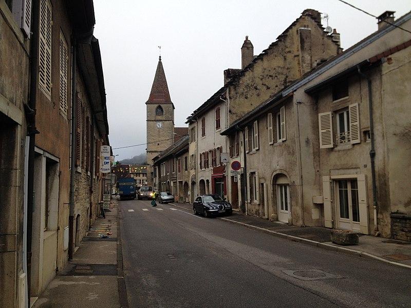 Photo du Monument Historique Eglise paroissiale situé à Conliège