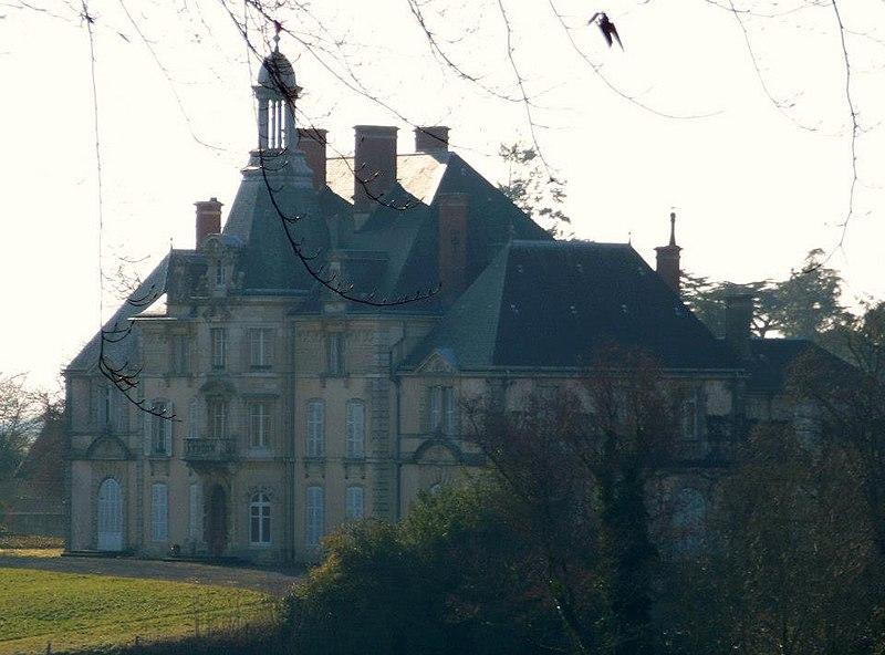 Château de  Montmirey-la-Ville