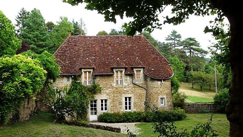 Photo du Monument Historique Château situé à Mantry