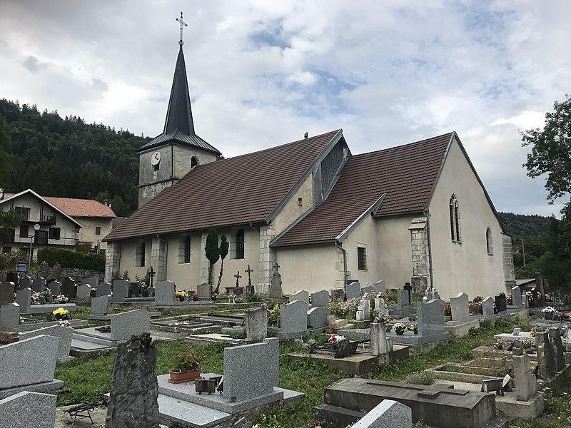 Photo du Monument Historique Eglise paroissiale Saint-Cyr et Sainte-Julitte situé à La Rixouse