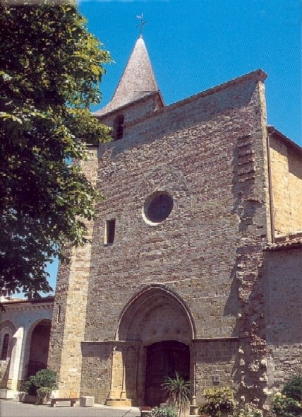 Photo du Monument Historique Ancienne cathédrale Saint-Jean-Baptiste situé à Aire-sur-l'Adour