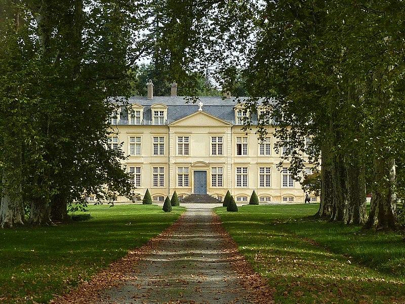 Photo du Monument Historique Château d'Amou situé à Amou