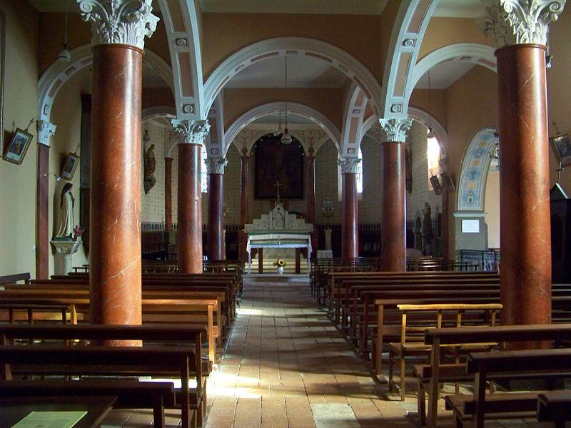 Photo du Monument Historique Eglise Saint-Philippe et Saint-Jacques situé à Buanes