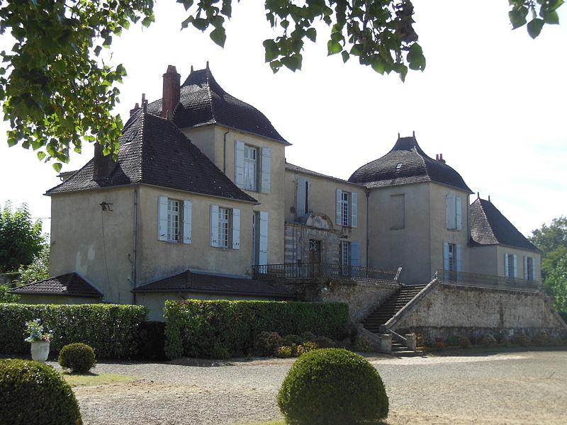Photo du Monument Historique Château de Campet situé à Campet-et-Lamolère