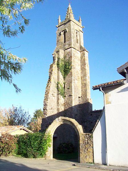 Photo du Monument Historique Tour des Augustins situé à Geaune