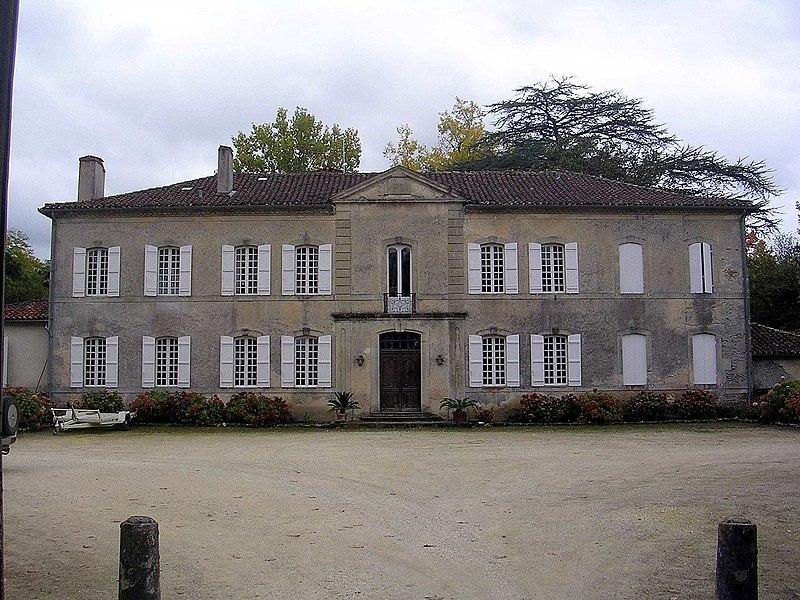 Photo du Monument Historique Château du Prada situé à Labastide-d'Armagnac
