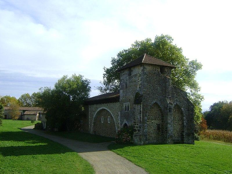 Photo du Monument Historique Ancienne église Notre-Dame situé à Maylis