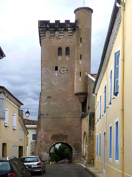 Photo du Monument Historique Eglise de Sainte-Catherine situé à Montaut
