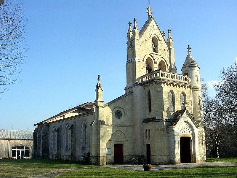 Photo du Monument Historique Eglise Saint-Jean-Baptiste situé à Sore