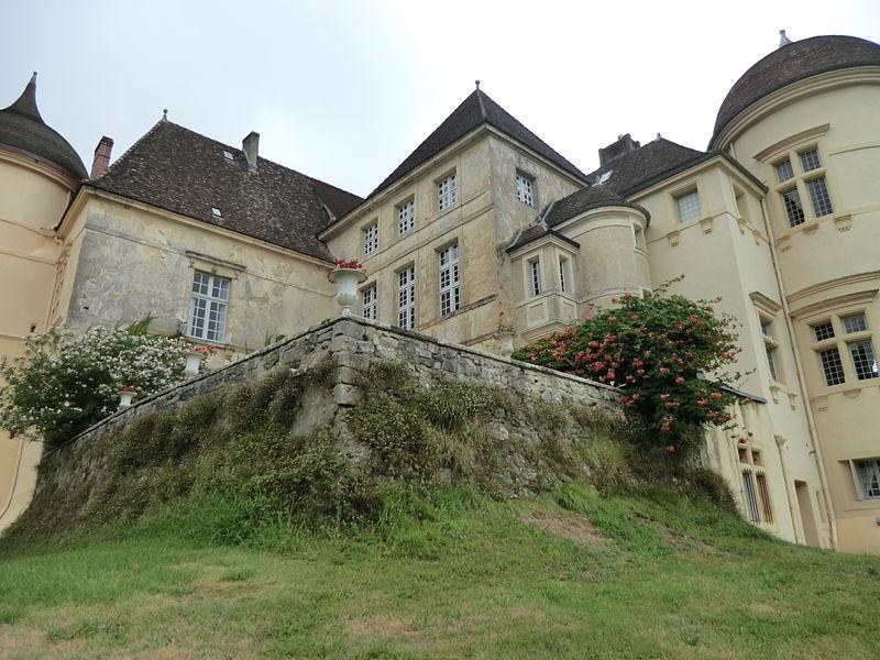 Photo du Monument Historique Château de Saint-Martin situé à Saint-Martin-de-Seignanx