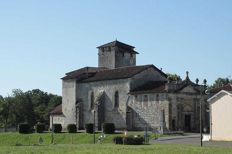 Photo du Monument Historique Eglise Saint-Pierre situé à Sarbazan