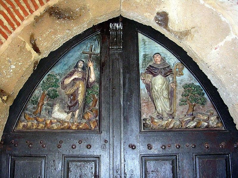 Photo du Monument Historique Eglise Saint-Jean-Baptiste situé à Bourdalat