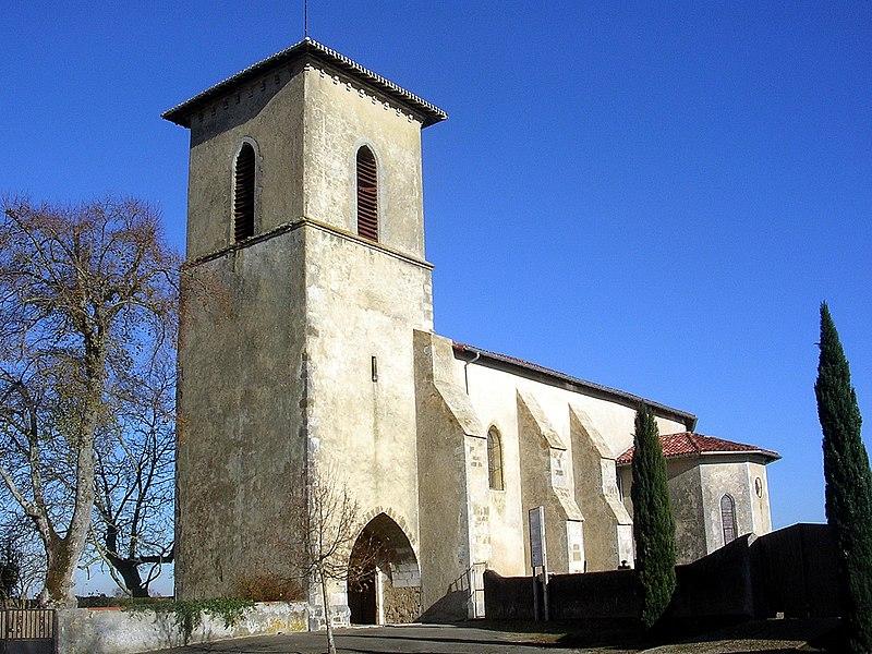 Photo du Monument Historique Eglise Saint-Pierre situé à Renung