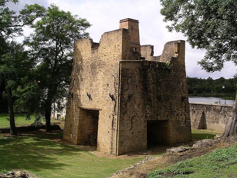 Photo du Monument Historique Anciennes forges situé à Brocas