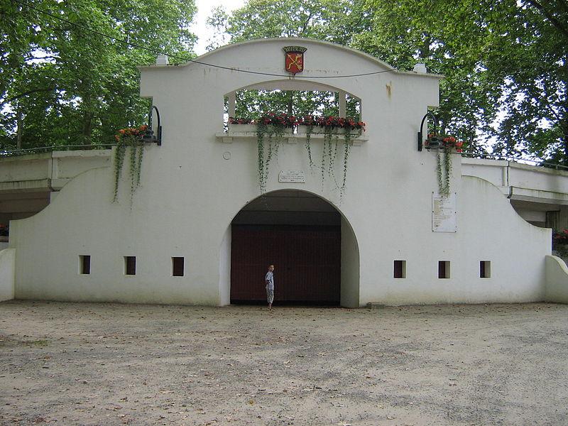 Photo du Monument Historique Arènes Jean Lafittau situé à Amou