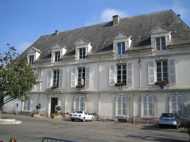 Photo du Monument Historique Ancien évêché et hôtel de ville situé à Aire-sur-l'Adour