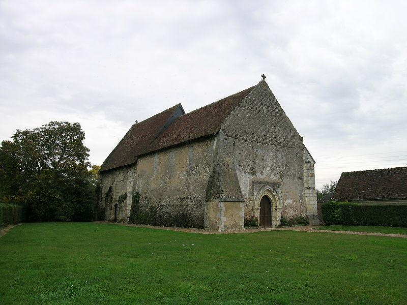 Photo du Monument Historique Ancienne église Saint-Pierre situé à Artins