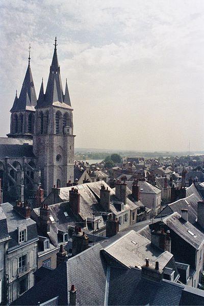 Photo du Monument Historique Ancienne abbaye Saint-Lomer, ou ancien Hôtel-Dieu situé à Blois