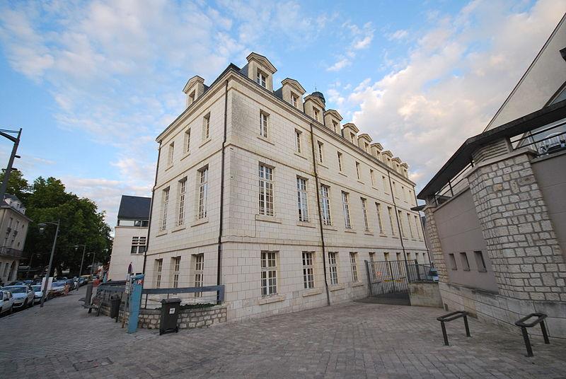 Photo du Monument Historique Restes des bâtiments de l'ancien Hôtel-Dieu situé à Blois