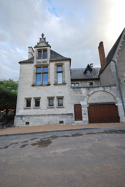 Photo du Monument Historique Hôtel d'Epernon situé à Blois