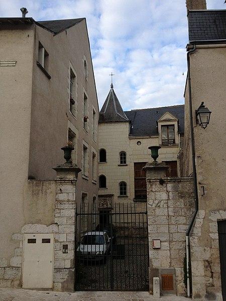 Photo du Monument Historique Ancien hôtel de Jassand situé à Blois