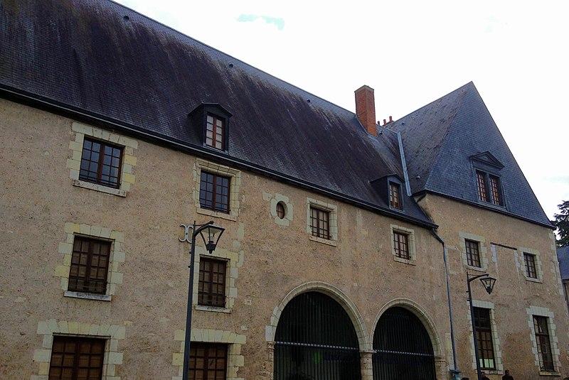Photo du Monument Historique Maison dite la Tupinière ou Grèneterie de Marmoutier situé à Blois
