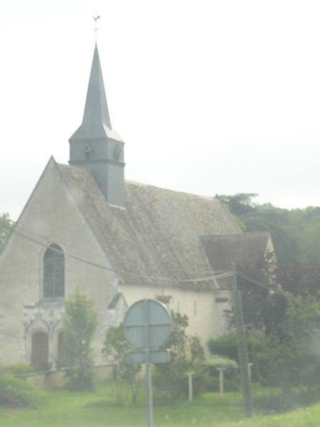 Photo du Monument Historique Eglise Sainte-Anne-et-Saint-Pierre situé à Busloup