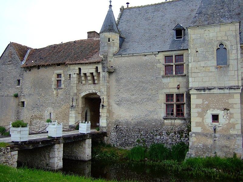 Photo du Monument Historique Château situé à Chémery