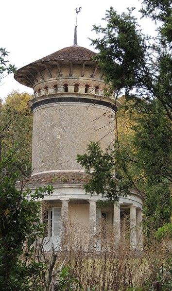 Photo du Monument Historique Domaine de la Fosse situé à Fontaine-les-Coteaux