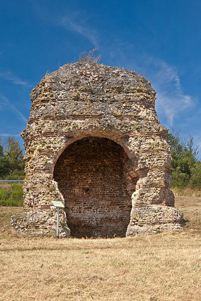 Vestiges Archéologiques à Fréteval