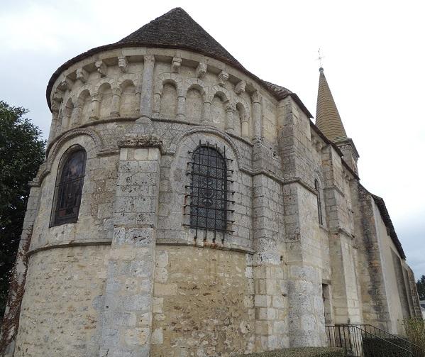 Photo du Monument Historique Eglise situé à Lancé