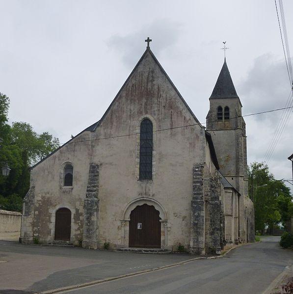Photo du Monument Historique Eglise Notre-Dame situé à Marchenoir